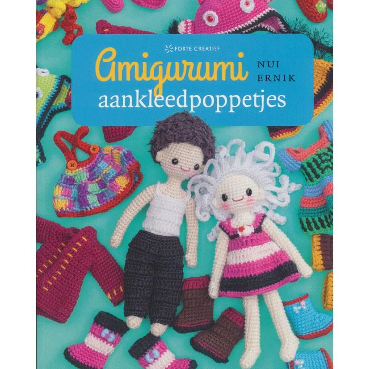 Amigurumi Aankleedpoppetjes Opop Hobbydoosnl