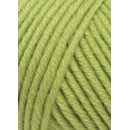 Lang Yarns Merino plus 152.0198 licht linde groen (op=op)