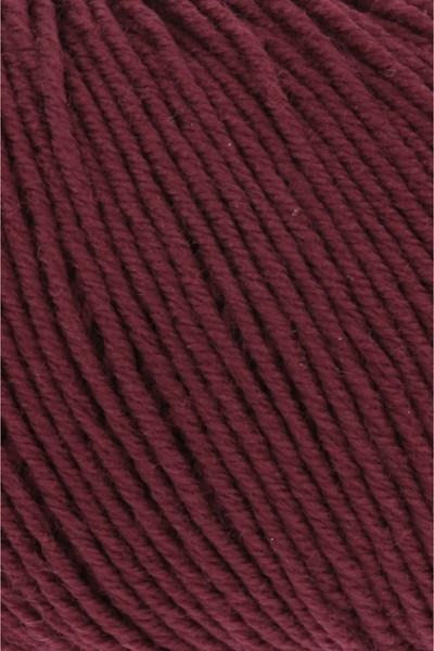 Lang Yarns Merino 150 197.0063 wijn rood