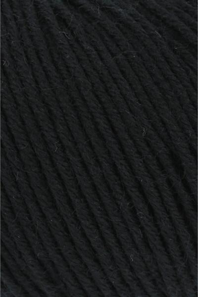 Lang Yarns Merino 120 34.0004 zwart