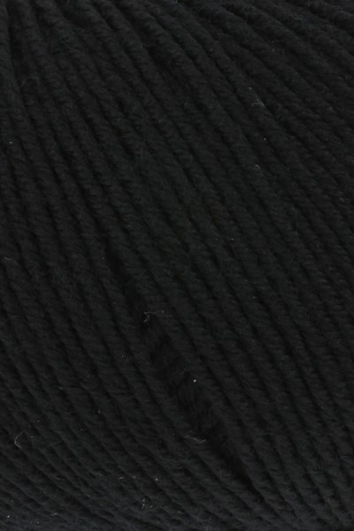 Lang Yarns Merino 150 197.0004 zwart
