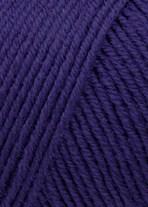 Lang Yarns Merino 150 197.0090 paars blauw op=op
