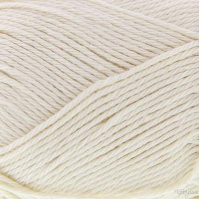 Scheepjes Cotton 8 501 ecru