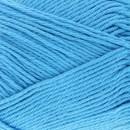 Scheepjes Cotton 8 712 aqua blauw