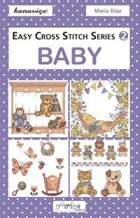 Easy cross stitch series 2 - baby (ptr)