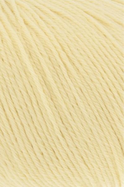 Lang Yarns Merino 200 bebe 71.0314 - geel zacht