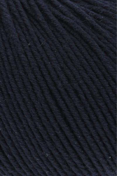 Lang Yarns Merino 150 197.0025 donker blauw