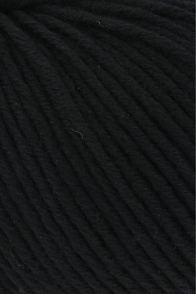 Lang Yarns Merino plus 152.0004 zwart