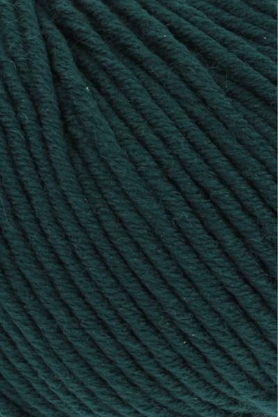 Lang Yarns Merino plus 152.0017 donker groen