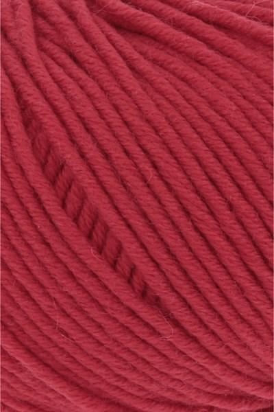 Lang Yarns Merino plus 152.0160 helder rood