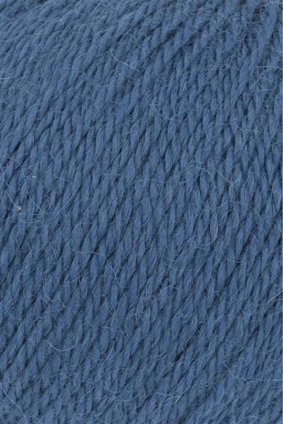 Lang Yarns Baby Alpaca 719.0110 oud jeans blauw