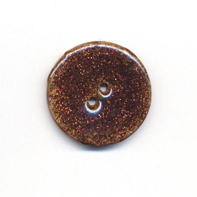 knoop 28 mm bruin