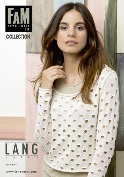 Lang Yarns magazine 218 (op=op)