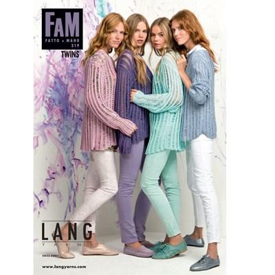 Lang Yarns magazine 219 op=op