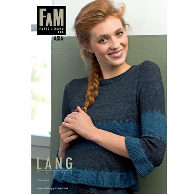 Lang Yarns magazine 220