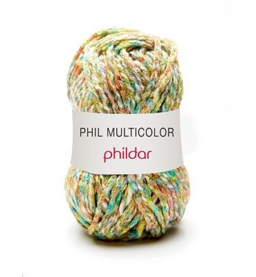 Phildar Phil multicolor Sorbet op=op 102