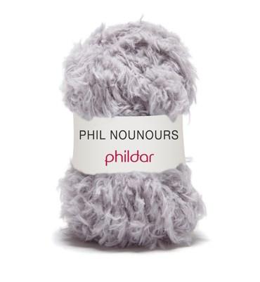 Phildar Phil Nounours Gris