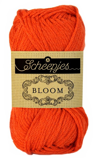Scheepjes Bloom 415 tiger lily