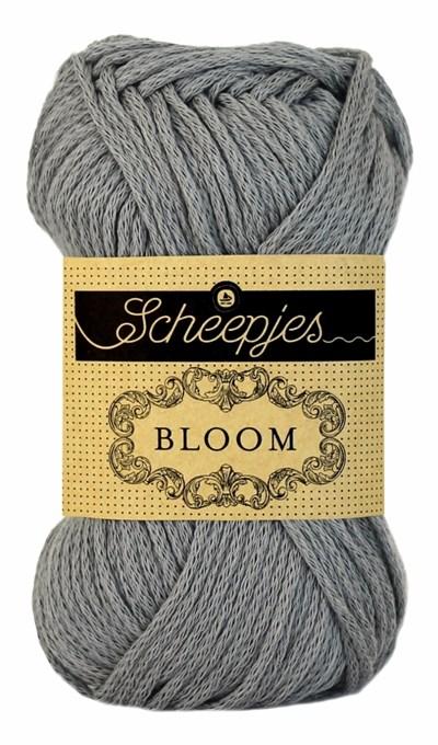 Scheepjes Bloom 421 grey thistle