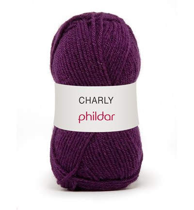 Phildar Charly Pensee 0029 - 1253 - paars