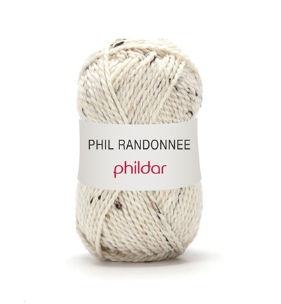 Phildar Phil Randonnees Ecru 0032 - 1359