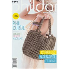 Phildar nr 591 - Phil corde 10 modellen