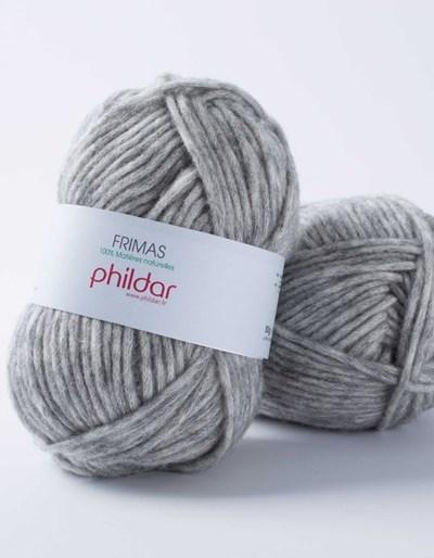 Phildar Frimas Minerai 1370 - grijs
