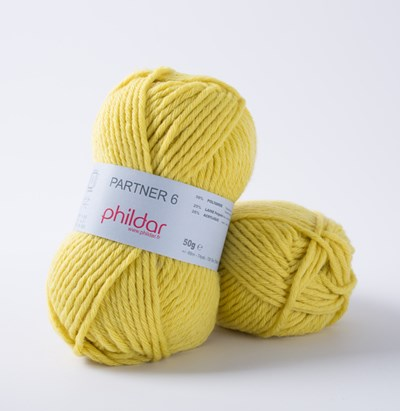 Phildar Partner 6 Souffre 0208 - 1233 op=op