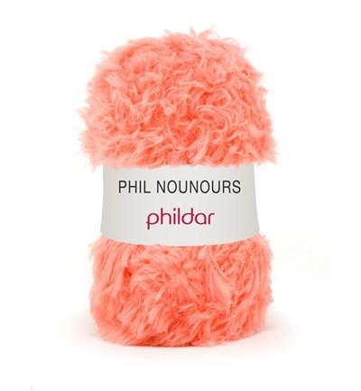 Phildar Phil Nounours Coraline