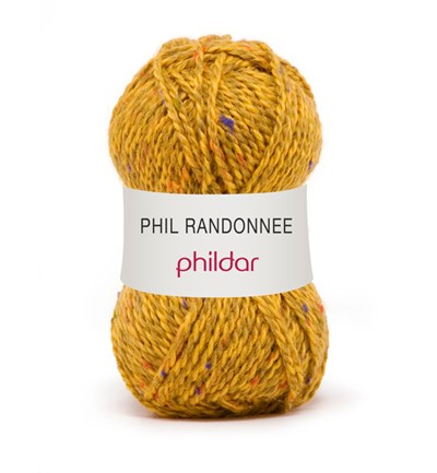 Phildar Phil Randonnees Ambre 0012 - 1388