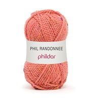 Phildar Phil Randonnees Buvard 0014 - 1044