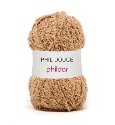Phildar Phil douce Chamois op=op