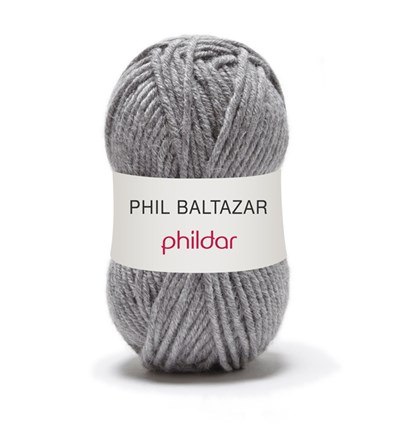 Phildar Phil baltazar Gris 0001 op=op