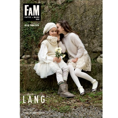 Lang Yarns magazine 222