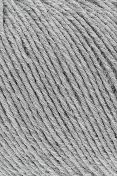 Lang Yarns Merino 150 197.0324 grijs gemeleerd