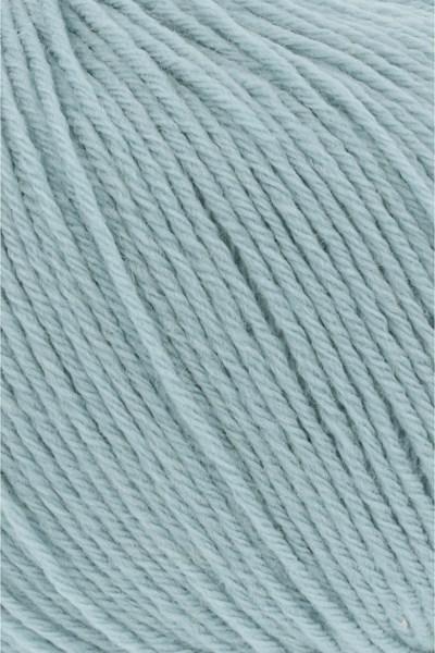 Lang Yarns Merino 200 bebe 71.0472 - groen oud mint