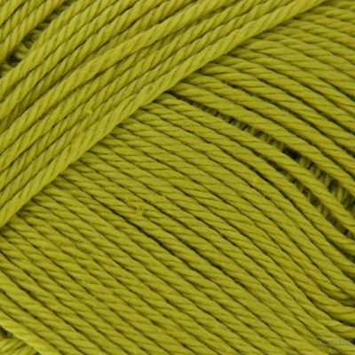 Scheepjes Catona 245 Green Yellow 25 gram