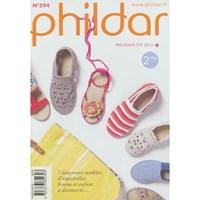 Phildar 594 espadrilles