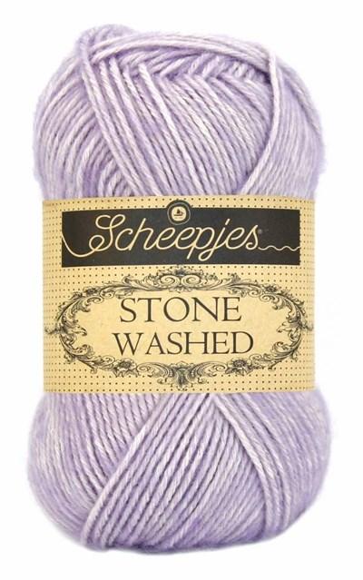 Scheepjes Stone Washed 818 lilac Quartz