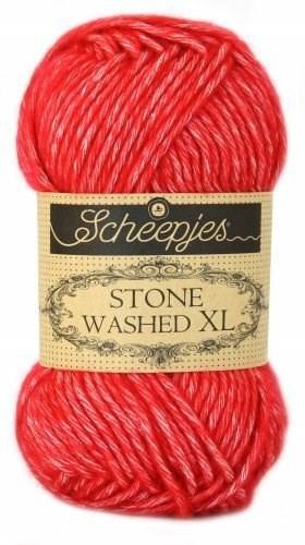 Scheepjes Stone Washed XL - 863 carnelian