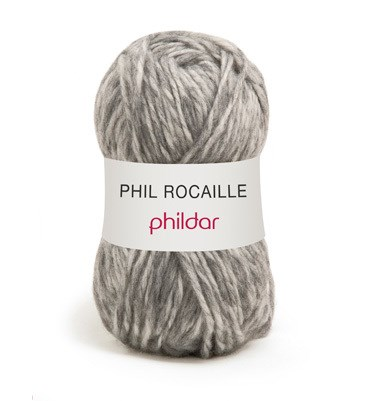 Phildar Phil Rocaille Souris 100 op=op