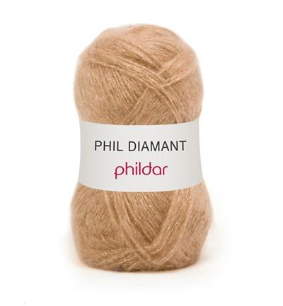 Phildar Phil Diamant Cuivre 3-1192