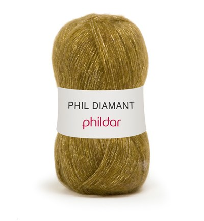 Phildar Phil Diamant Mousse op=op