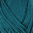 Scheepjes Linen Soft 608 donker aqua blauw