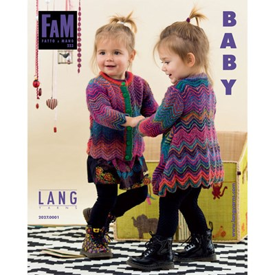 Lang Yarns magazine 223