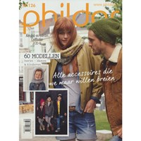Phildar nr 126 Herfst winter 2015-2016 heren, dames en kinderen