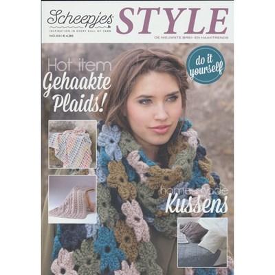 Mijn Style no. 3 2015-2016 Scheepjeswol