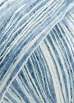 Lang Yarns Celine 924.0020 ecru blauw op=op