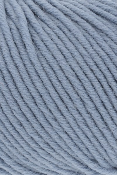 Lang Yarns Merino plus 152.0134 grijsblauw