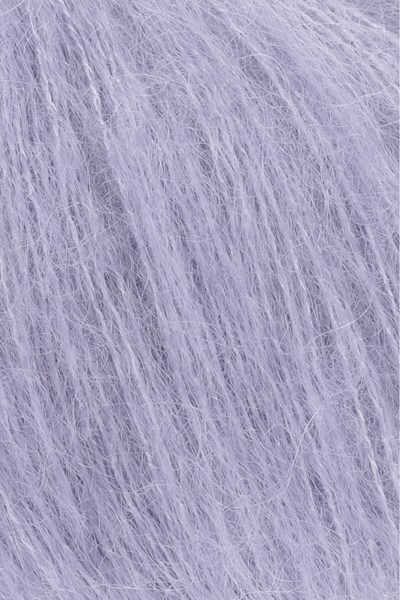 Lang Yarns Mohair luxe 698.0107 licht paars